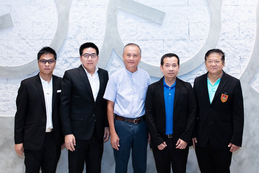 """SYS จัดงานสัมมนา """"Innovation of Steel building at EEC Academy 2"""""""